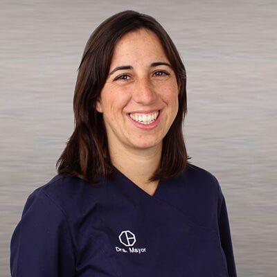 Dra. Gemma Mayor. Clínica Dental Padrós Paral·lel, tu dentista en Barcelona