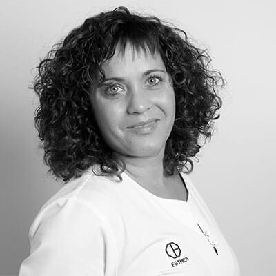 Esther Fuentes. Clínica Dental Padrós Paral·lel, tu dentista en Barcelona