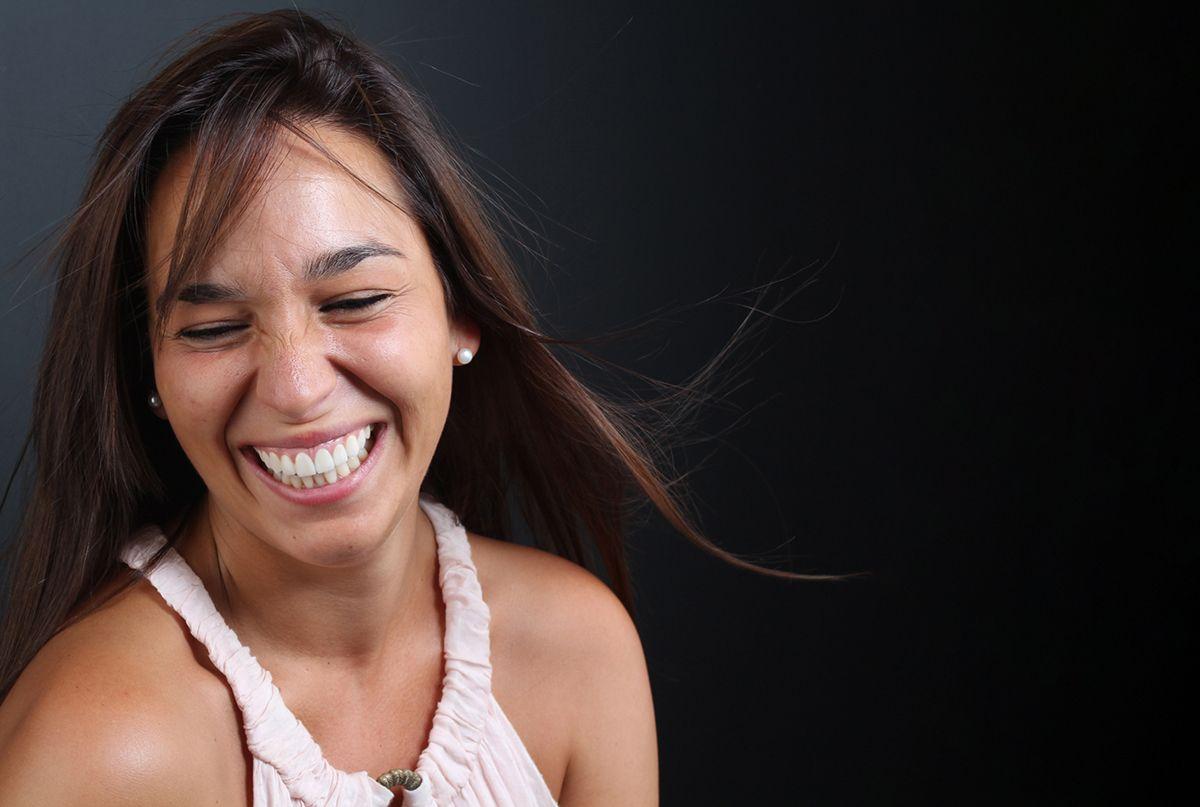 Después del estudio de estética dental
