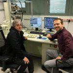 Estudios con microscopia electrónica de alta definición