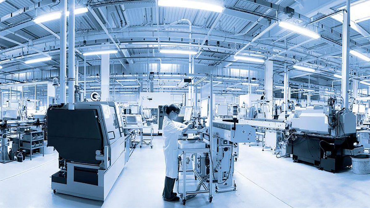 Instalaciones y laboratorios de la empresa Anthogyr. Realizan la fabricación de los implantes dentales que utilizamos en la clínica dental Padrós en Barcelona